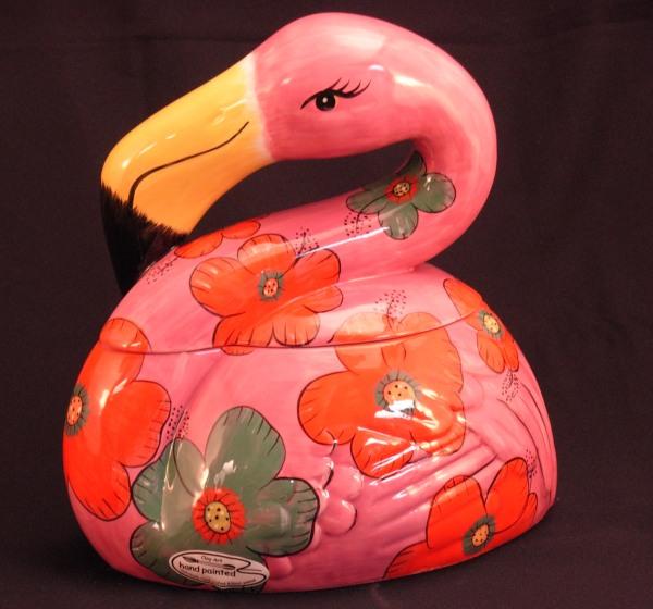 Clay Art Cookie Jars Cookie Jar Clay Art® Pink